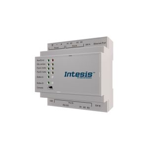 Intesis BACnet Server IP & MS/TP -  Dali 64 drivers en 16 sensoren - 1 kanaal