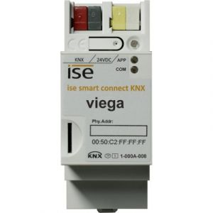 ISE smart connect KNX Viega