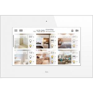 """Ingenium Bes VIIP 7"""" kleuren touchscreen wit"""