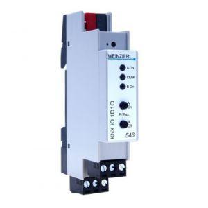 Weinzierl KNX IO 546 Dim-/schakelactor 1 voudig 1 - 10V