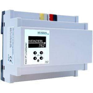 Weinzierl KNX IP linemaster 762 Tunneling & Routing