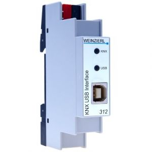 Weinzierl KNX USB Interface 312 REG