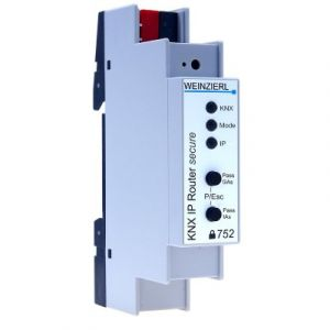 Weinzierl KNX IP Router 752 secure