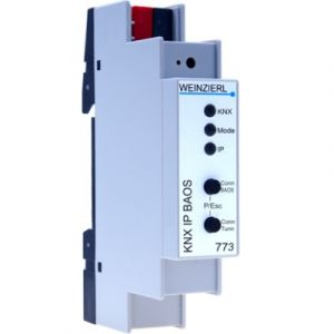 Weinzierl KNX IP BAOS 773 Tunneling & Objectserver