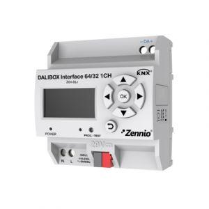 Zennio DALIBOX interface 64/32