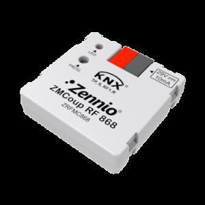 Zennio KNX/RF mediakoppelaar ZMCoup RF 868
