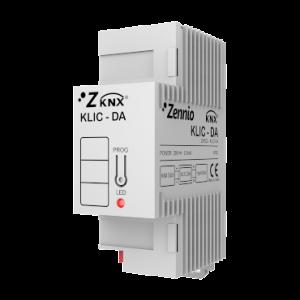 Zennio KNX Daikin Altherma LT interface
